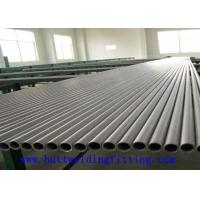 China Hot Rolled Alloy Welded Steel Pipe For Boiler EN10084-1998 ASTM A335 P11 P91 T91 on sale