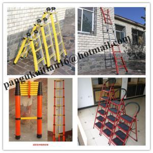 Wholesale Straight fiberglass ladder Collapsible ladder Fiberglass Insulation ladder&straight from china suppliers