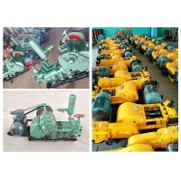 Wholesale BW160 Diesel Engine Cement Grout Mud Pump Electric Power Low Pressure from china suppliers