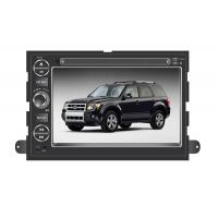 Wholesale Explorer / Fusion Ford DVD Navigation System , ARM11 CE 6.0 Windows dvd player from china suppliers