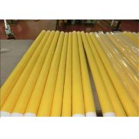 Acid Resistant Polyester Screen Mesh For Automotive Glass Printing for sale