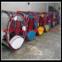Wholesale popular amusement machine happy swing car coin operated happy car from china suppliers