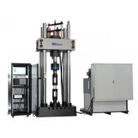 Quality PLW-500 Microchip Controlled Electro-hydraulic Servo Fatigue Testing Machine for sale