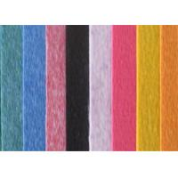 Wholesale Colorful 100% Acrylic Felt Fabric 80gsm-700gsm Gram With 4m Width from china suppliers