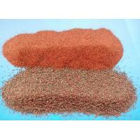 Wholesale High quality garnet sand from china suppliers