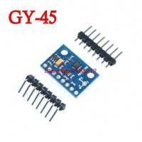Wholesale GY-45 MMA8451 Modules Digital Triaxial Accelerometer High-precision Inclination Module from china suppliers