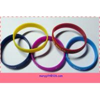 creative cheap fashion colored silicone arm bands for sale