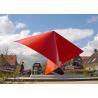 Buy cheap Modern Square Garden Sculpture Stainless Steel Sculpture Public Art from wholesalers