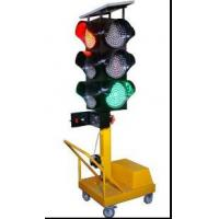 Wholesale Portable Solar LED Traffic Light (TP-JD300-3-L12-S) from china suppliers
