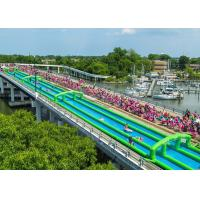 Wholesale Giant Inflatable Slide Outdoor Inflatable City Water Slide For Adult Amucement from china suppliers