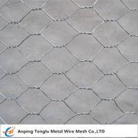 Wholesale Hexagonal Wire Netting/Hex Decorative Wire Mesh|Used for  Fencing Gabion from china suppliers