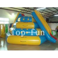 Wholesale PVC Inflatable Water Parks , Inflatable Playground For Rental Durable from china suppliers