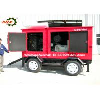 Wholesale 400V Voltage AC Three Phase Mobile Diesel Generators 100KVA Perkins Engine from china suppliers