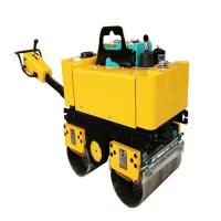 Wholesale ZM-80C Diesel Engine Walk Behind Vibration Tandem Roller from china suppliers