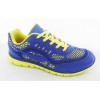 Buy cheap Durable Antislip Customized Sport Running Shoes KPU Upper / EVA Sole from wholesalers