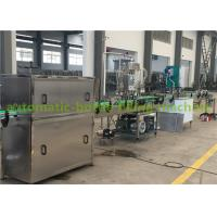 Wholesale Linear Type Pet Aluminum Juice Can Filling And Sealing Machine For Beverage Plant from china suppliers