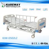 Wholesale Detachable Remote Control Electric Hospital Bed , Home Care Beds With Central Locking Casters from china suppliers