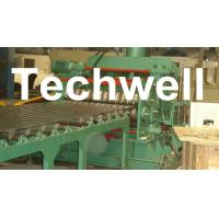 Wholesale High Speed Steel Silo Corrugated Panel Roll Forming Machine For Roof Panel, Wall Sheet from china suppliers