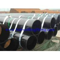 China APL 5CT Oil Pipe Welded API Carbon Steel Pipe K55 J55 N80 ERW Grooved Pipe on sale