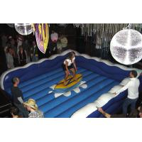 Wholesale Indoor Inflatable Sports Games Surf Board Simulator For Kids / Adults from china suppliers