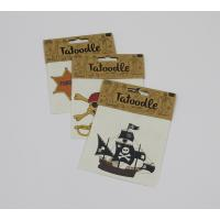 Wholesale Head card packaging for temporary tattoo from china suppliers