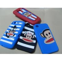 Cute Silicone Mobile Phone Covers , Business Advertising Promotional Items For Event for sale