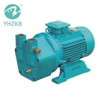 4/4.5kw single stage cast iron material liquid ring vacuum pump for textile industry for sale