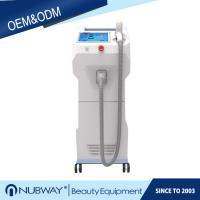 Wholesale 2018 new NUBWAY 2 years warranty most professional painless big spot size 12*20mm diode laser hair removal machine from china suppliers