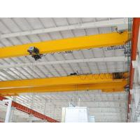 Quality Heavy Duty Single Beam Overhead Crane To Heavy Machine Shops , Paper Mills for sale