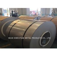 China Customized 321 Stainless Steel Sheet Coil Hot Rolling SGS Certification on sale