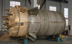 China Vertical TIG Water Treatment SS 200L Pressure Vessel Tank on sale