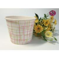 Wholesale 4oz Top 77mm Single PE Coated Disposable Soup Cups For Noodle Soup from china suppliers