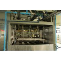 Wholesale PLC Control Reciprocate Paper Pulp Molding Machine With Single Layer Dryer from china suppliers