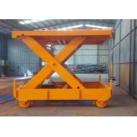 Wholesale Stationary Hydraulic Lifting Platform applied with 8 m lifting height and 1000kg load capacity from china suppliers