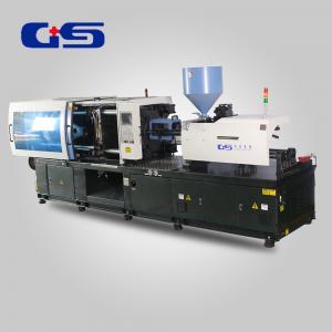 China Durable Plastic Bottle Injection Molding Machine / Pet Preform Making Machine 900KN on sale