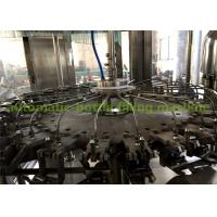 Wholesale Complete Bottle Water Production Line For Pure / Automatic Filling Water Machine from china suppliers