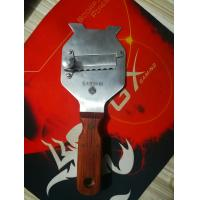 China Truffle Shavers Foie Gras Knife Cheese Knife With Rosewood Handle Can Print Logo on sale