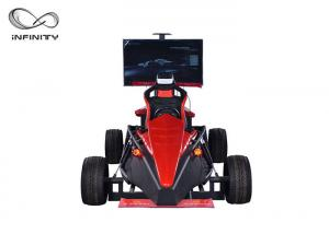 Wholesale Deepon VR Glasses 1 Person F1 VR Racing Car Gaming Machine from china suppliers