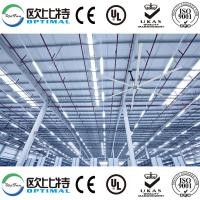 Wholesale OPT 24FT hvls industrial exhaust greenhouse ceiling fan for philippines market from china suppliers