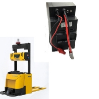 Wholesale Custom Design 60Ah 48 Volt Forklift Lithium Ion Battery from china suppliers