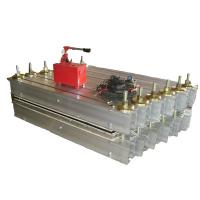 China 16.5kw Power Conveyor Belt Splicing Tools For Belts Jointing Machine on sale