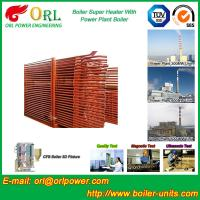 Quality Fire Tube Boiler Superheater / Super Heaters For Petroleum Industry for sale
