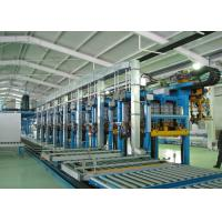 Buy cheap Cabinet Foaming Line Automatical For Refrigerator Assembly Line With Long Life , Speed Adjustable from Wholesalers