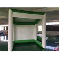 Wholesale 2.8x2.1M Pavilion Small Inflatable Tent Advertising For Dispaly , Custom Made from china suppliers
