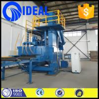 Quality Factory manufacturing hot sale high speed auto Scaffolding shot blasting machine for sale