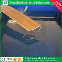 Buy cheap Embossed plastic type vinyl plank flooring with SGS from Hanshan from Wholesalers