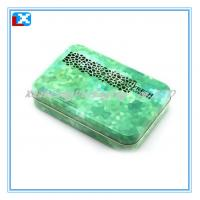 Wholesale herbal mint tin can from china suppliers