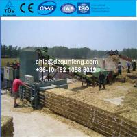 China Factory supply Hay baler square baler machine straw baler for sale with CE TUV ISO certificated on sale