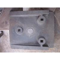 Wholesale High Cr Cast Iron Mill Liners Wear Resistance Parts OEM Impact Value More than AK5J from china suppliers