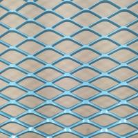 Wholesale Painted aluminum grill expanded metal mesh for air filter from china suppliers